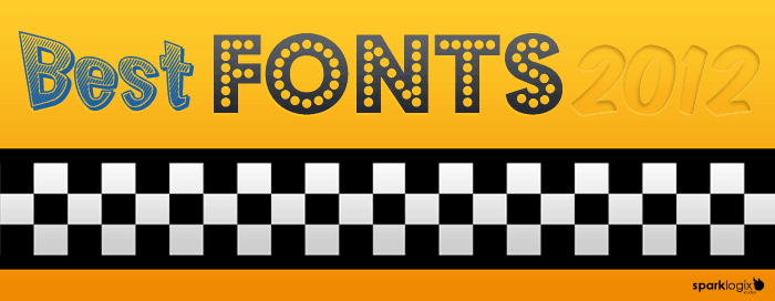 Best Fonts in 2012 for Web Design and Graphic Design