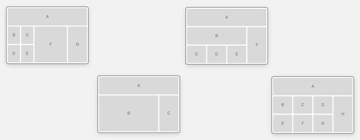 Responsive Web Design Layouts
