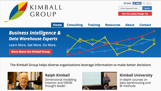 Kimball Group Homepage