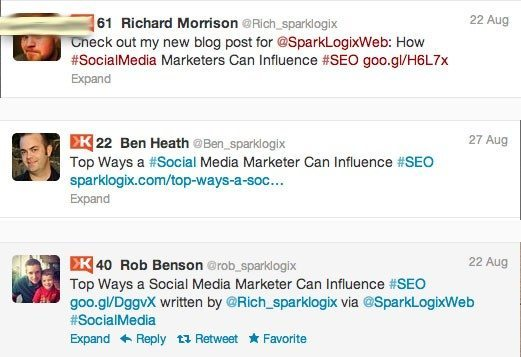 how social influences seo