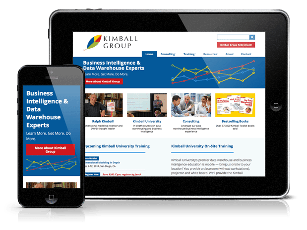 Kimball Group WordPress
