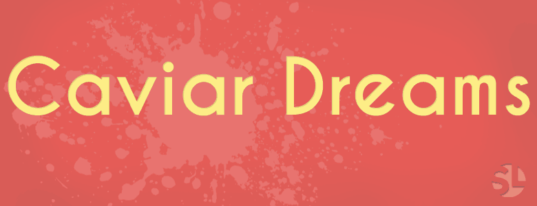 Caviar Dreams Fonts