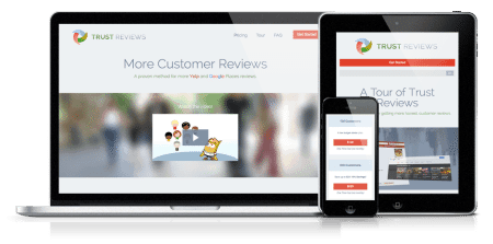 Trust Reviews - Responsive