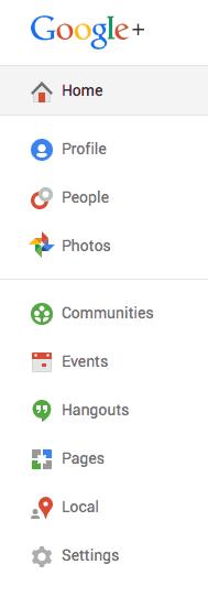 A look at Google+