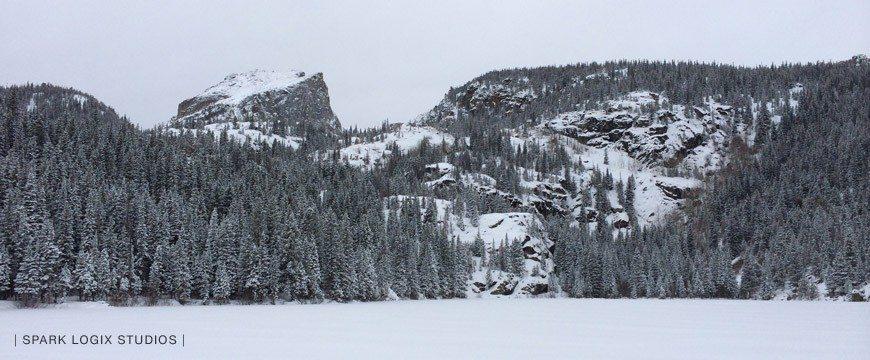 Bear Lake in RMNP
