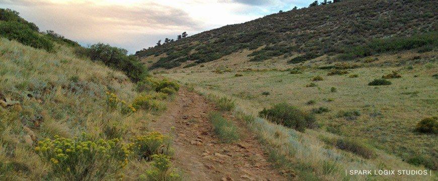 Coyote Ridge Mountain Biking