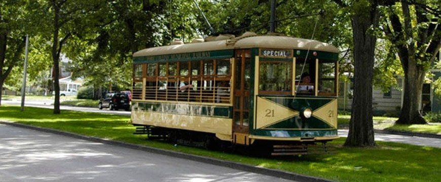 Fort Collins Trolly