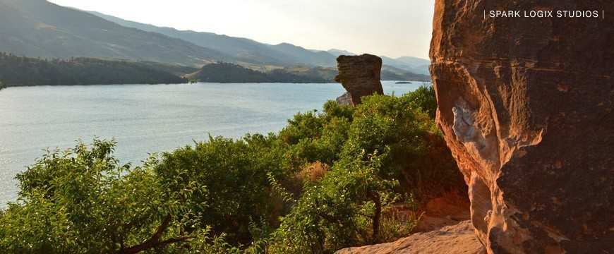 Horsetooth Reservoir Rock