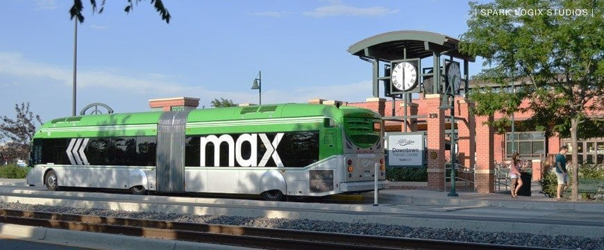 MAX Transportation in Fort Collins