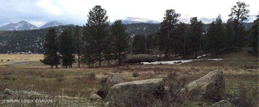 Moraine Meadow RMNP Camping