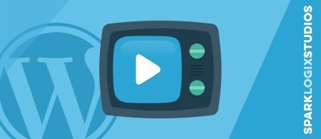 WordPress' Native Video Player - Video Media Embed