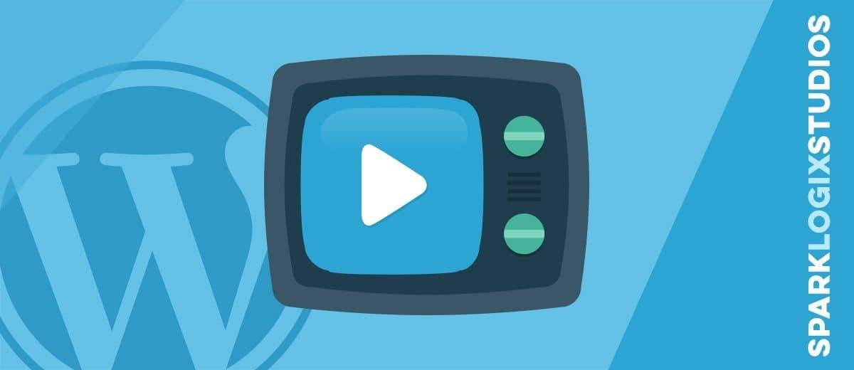 WordPress' Native Video Player - Video Media Embed