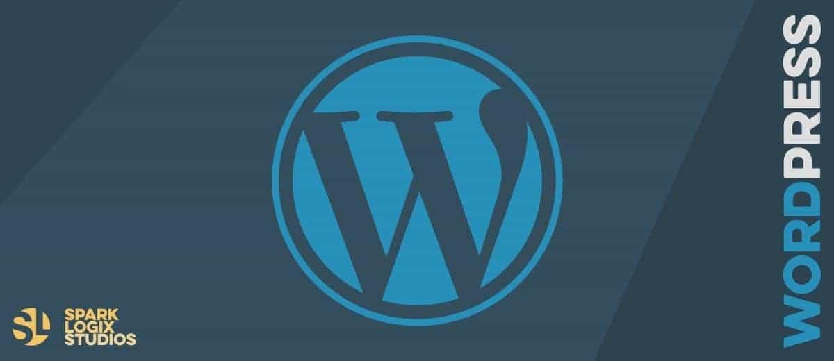 WordPress at Spark Logix Studios