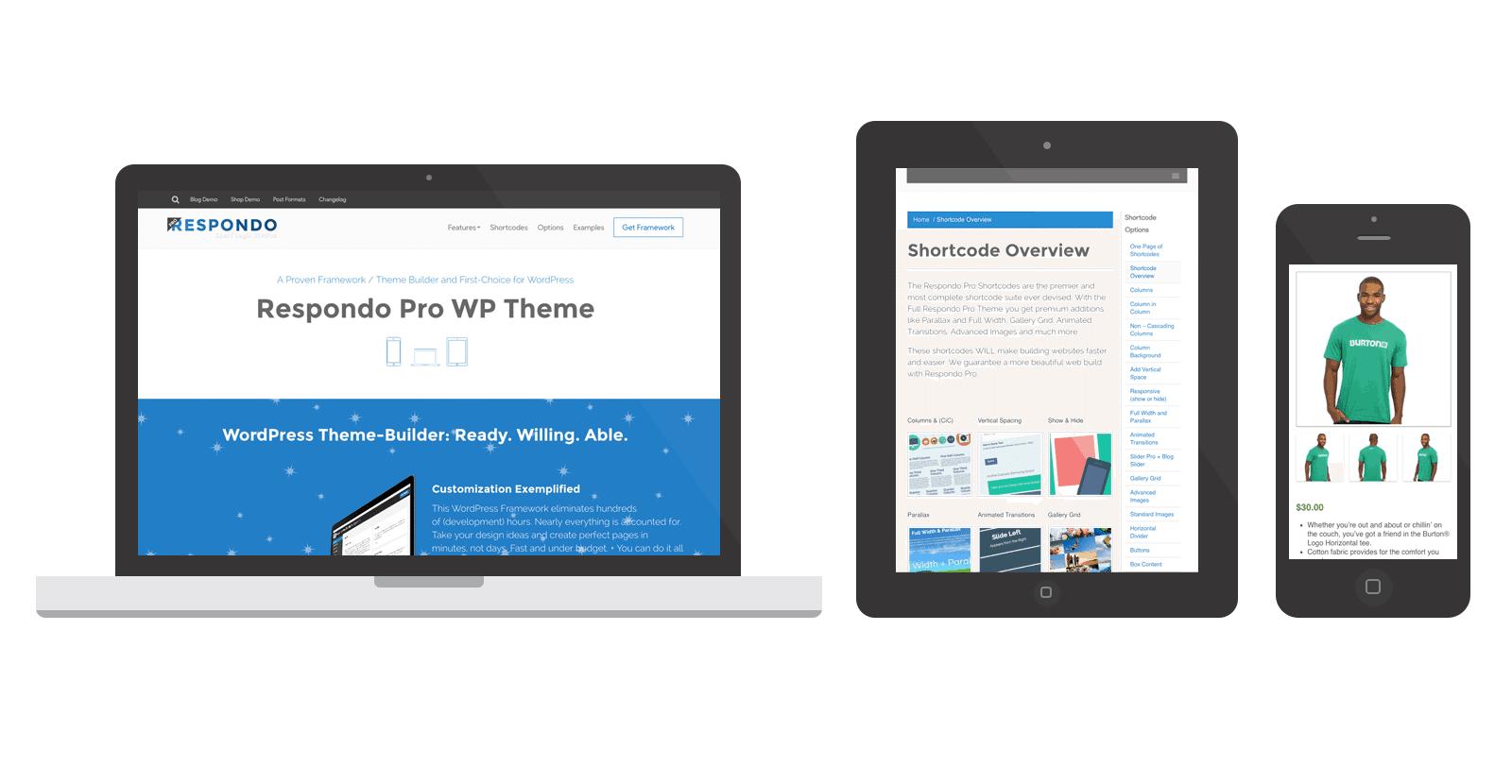 Respondo Pro WordPress Theme