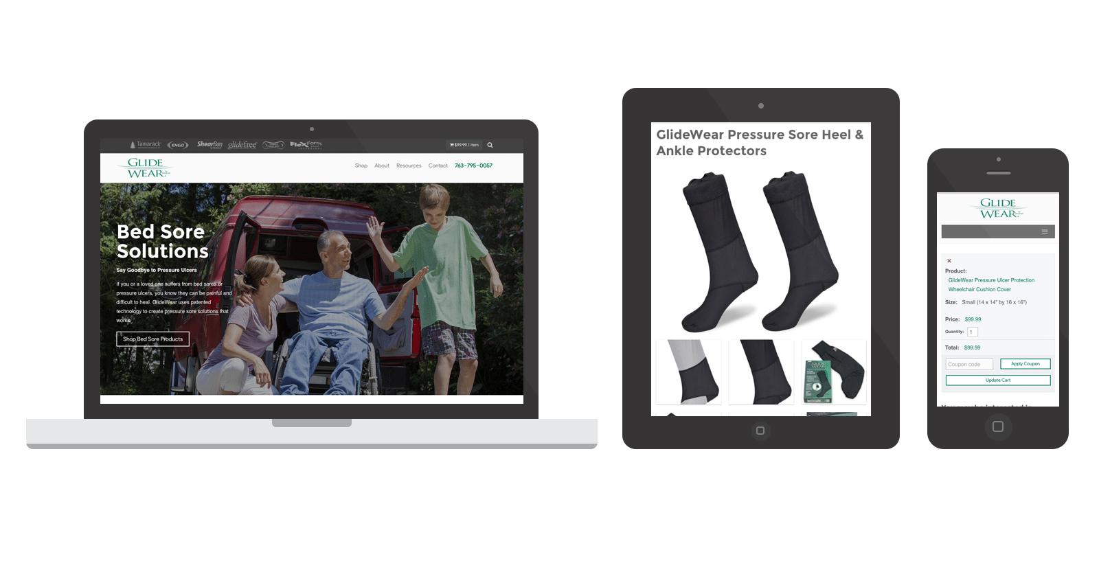 Glidewear Wordpress eCommerce