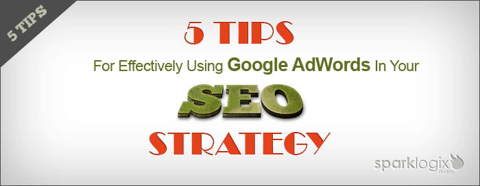 Google Adwords SEO Strategy