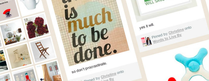 how can businesses use pinterest