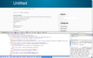 Schema short-code and html