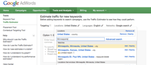Pinpoint Keyword Research