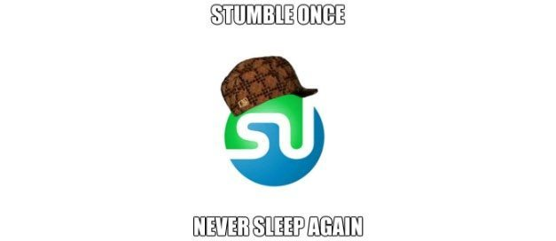 How can a business use stumbleupon