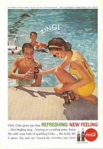 Coke Vintage Ad