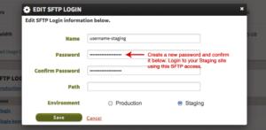 Using WPEngine's Staging Site | Spark Logix Studios