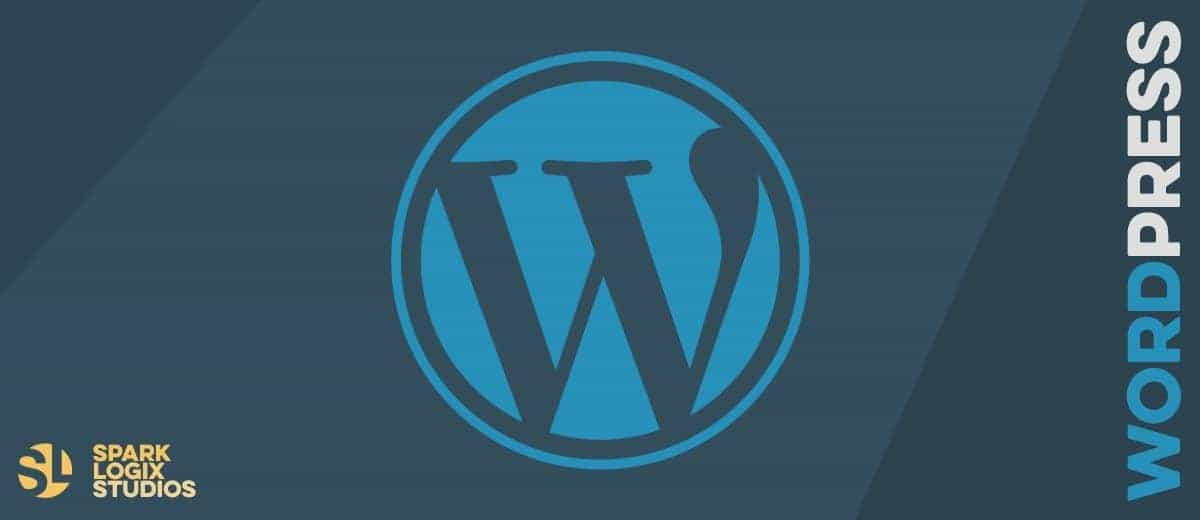 WordPress at Spark Logix Studios