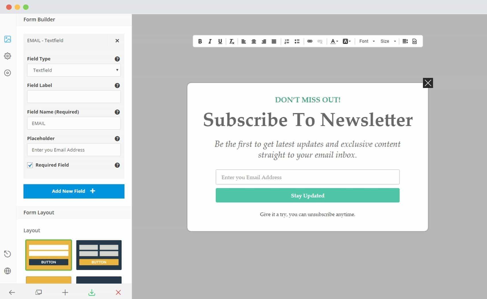 Convert Plug Editor - Best WordPress Plugins for 2017