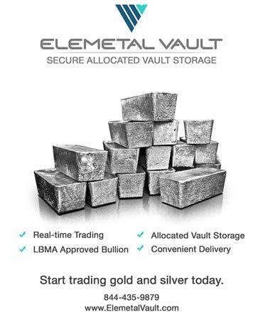 Elemetal Vault Print Ad