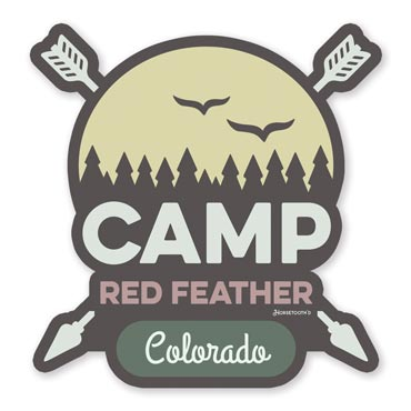 Camping Brand Design