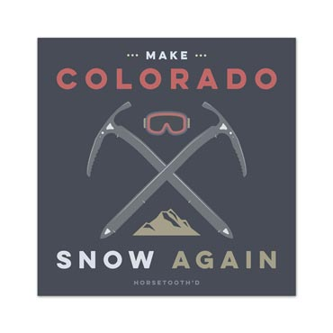Colorado Snow Design