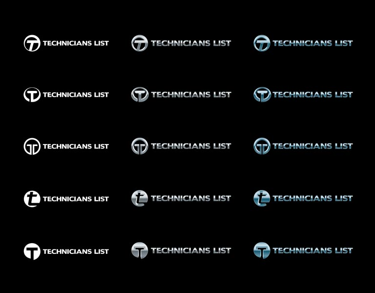 Tech List Logo Options