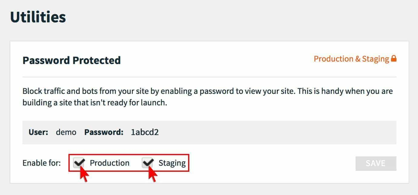 How to Unlock a Transferable WPEngine Install - Step 8